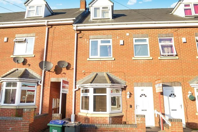 Terraced house for sale in Gilbert Road, Edgbaston, Birmingham