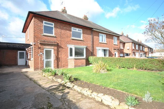 Thumbnail Semi-detached house to rent in Sunderland Place, Tickhill, Doncaster