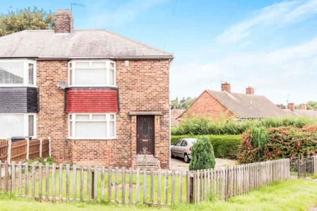 3 bed semi-detached house for sale in Salisbury Crescent, Chesterfield, Derbyshire