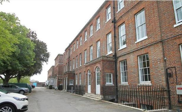 Thumbnail Flat for sale in Haslar Terrace, Gosport
