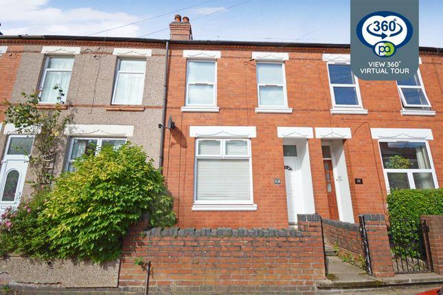 External of Ludlow Road, Earlsdon, Coventry CV5