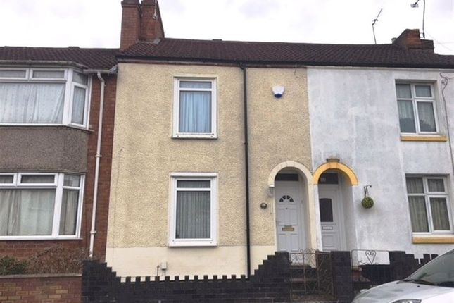 Thumbnail Terraced house to rent in Victoria Street, Rugby, Warwickshire