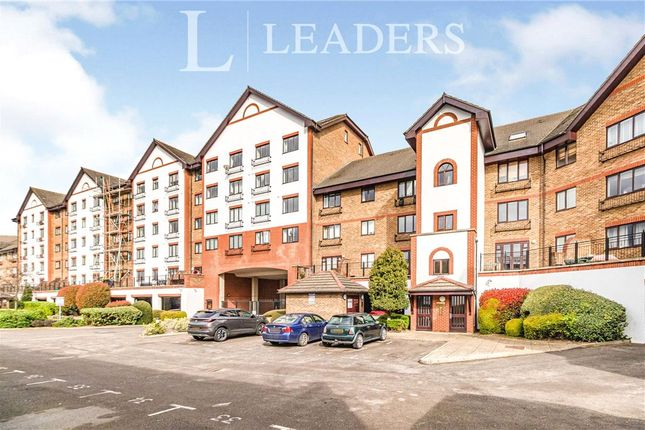 2 bed flat for sale in Regents Court, Sopwith Way, Kingston Upon Thames KT2