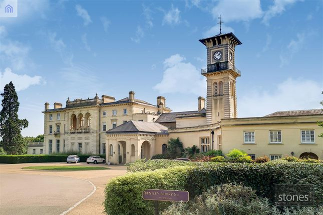 Thumbnail Flat to rent in Mansion House Drive, Bentley Priory, Stanmore