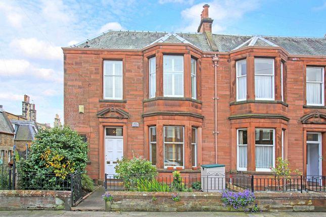 Thumbnail End terrace house for sale in 22 Denham Green Terrace, Trinity, Edinburgh