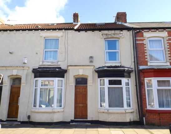 Thumbnail Terraced house for sale in Myrtle Street, Middlesbrough