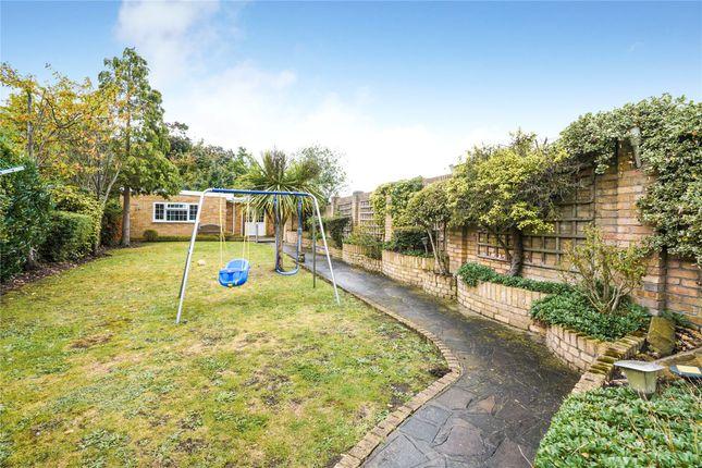 Garden of Assher Road, Hersham, Walton-On-Thames, Surrey KT12