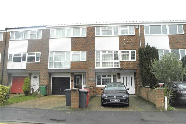 Thumbnail Terraced house to rent in Spackmans Way, Slough