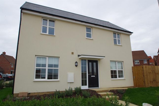 Thumbnail Detached house to rent in Miles Way, Buntingford