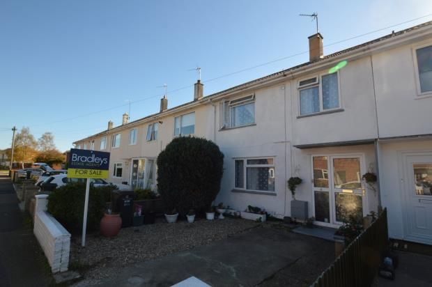Thumbnail Terraced house for sale in Horner Road, Taunton, Somerset