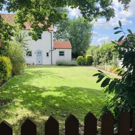 Thumbnail 2 bed semi-detached house for sale in Ash Cottage, Fiskerton, Lincoln, Lincolnshire