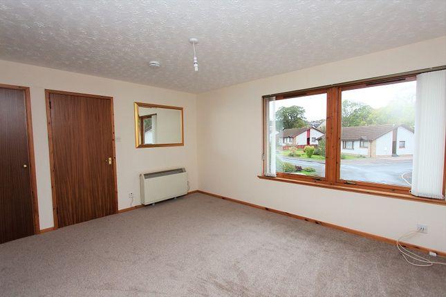 Lounge of 17 Caulfield Gardens, Cradlehall, Inverness IV2