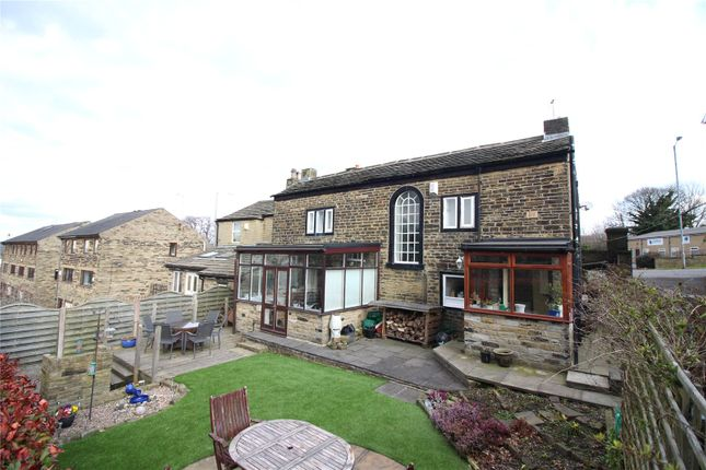Thumbnail Semi-detached house for sale in Crowtrees Lane, Rastrick