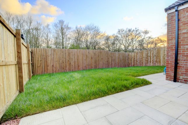 Rear Garden of Lord Close, Middlesbrough TS5