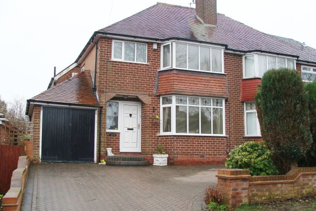 Thumbnail Semi-detached house for sale in Tessall Lane, Northfield