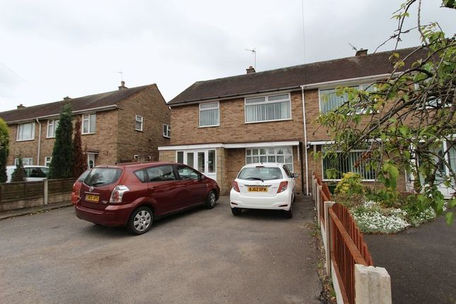 Thumbnail Semi-detached house for sale in Westgate, Aldridge, Walsall