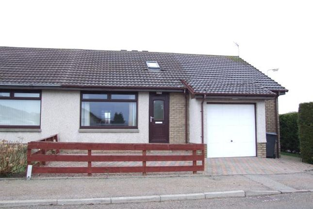 Thumbnail Bungalow to rent in Ness Circle, Ellon