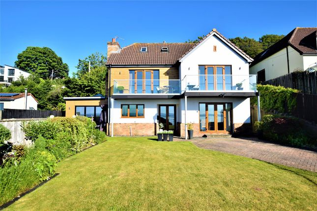 Thumbnail Detached house for sale in Halliwell Road, Portishead, Bristol