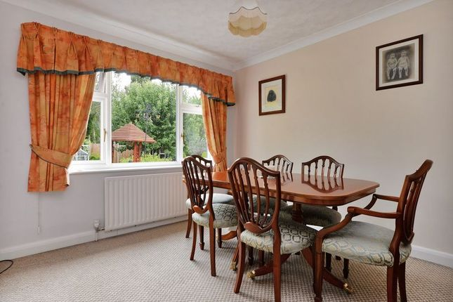 Bedroom Three of Forest Drive, Kirby Muxloe, Leicester LE9