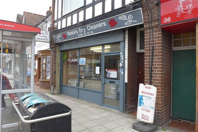 Commercial property for sale in Station Road, West Drayton, Middlesex