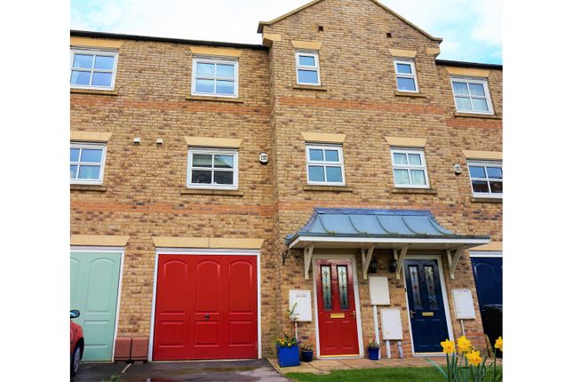 Thumbnail Terraced house for sale in Somme Close, Lincoln