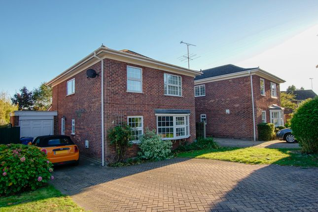 Thumbnail Detached house for sale in Campion Way, Hartley Wintney, Hook