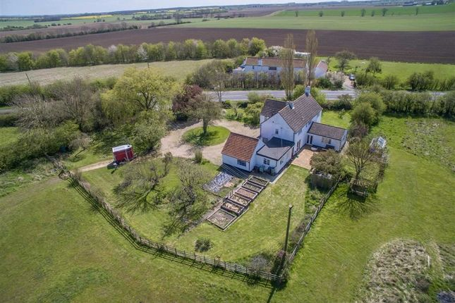 Thumbnail Detached house for sale in Market Rasen Road, Dunholme