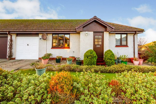 Thumbnail Bungalow for sale in St. Aethans Avenue, Burghead, Elgin, Moray