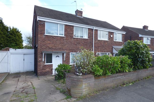 Thumbnail Property to rent in Hartland Drive, Sunnyhill, Derby