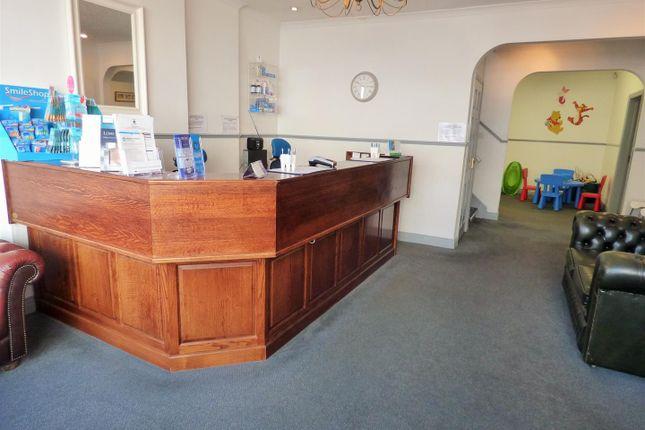 Reception/Waiting Room