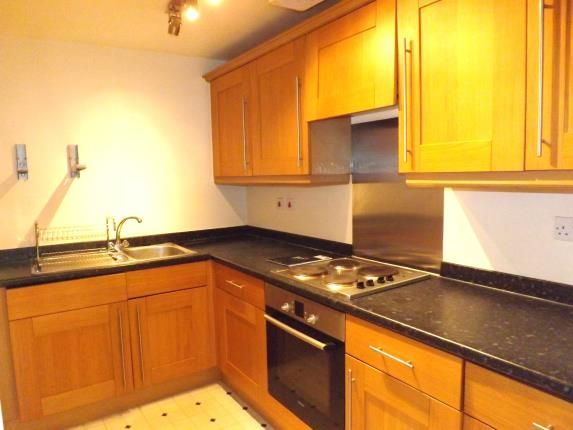 Kitchen of College Fields, Cronton Lane, Widnes, . WA8