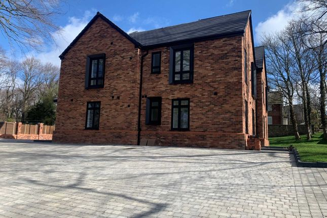 Thumbnail Flat to rent in Vicarage Walk, Church Street