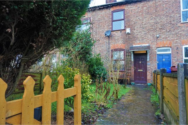 Thumbnail Terraced house for sale in Cotton Hill, Manchester