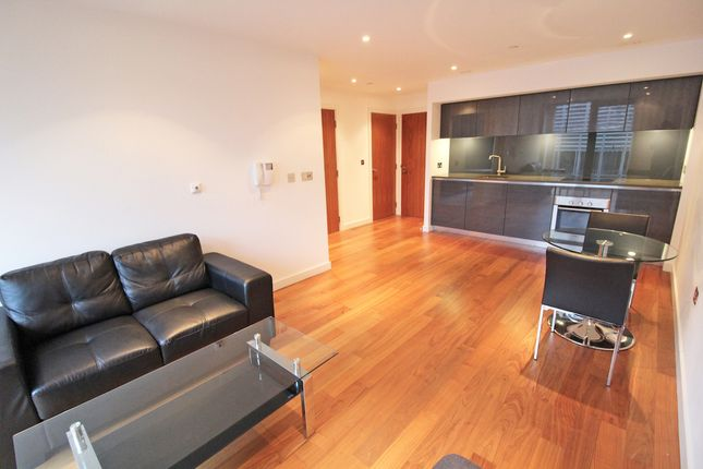 Thumbnail Flat to rent in City Loft, St. Paul's Square, Sheffield