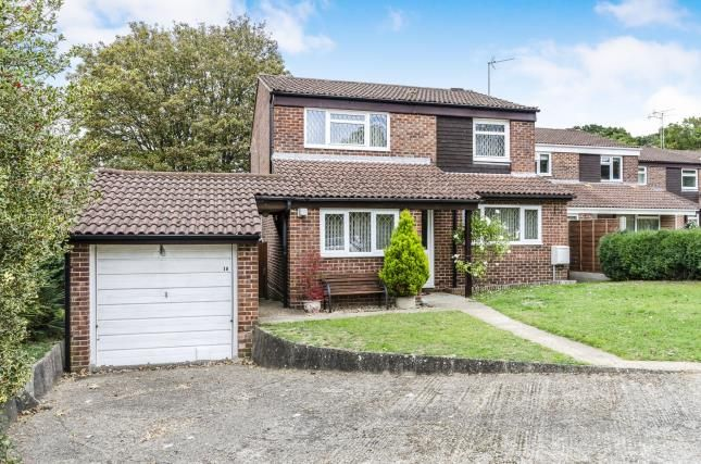 Thumbnail Detached house for sale in Lordswood, Southampton, Hampshire