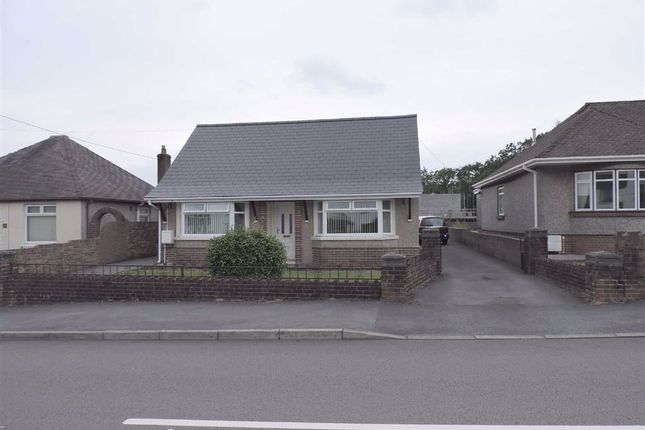Thumbnail Detached bungalow for sale in Wernddu Road, Ammanford