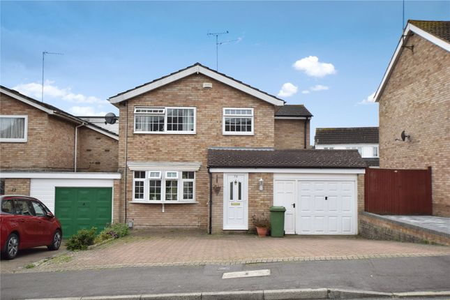Thumbnail Detached house for sale in Cranleigh Drive, High Firs, Swanley, Kent