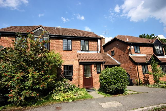 Thumbnail Semi-detached house for sale in Bell Close, Beaconsfield
