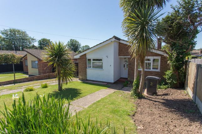Thumbnail Detached bungalow for sale in Reading Close, Walmer, Deal
