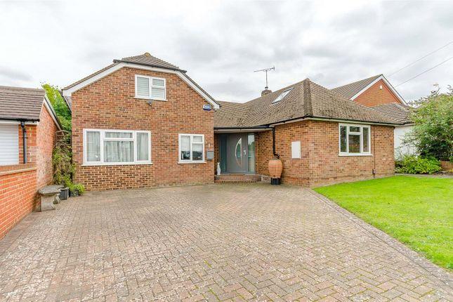 Thumbnail Detached bungalow for sale in Park Road, Kennington, Ashford