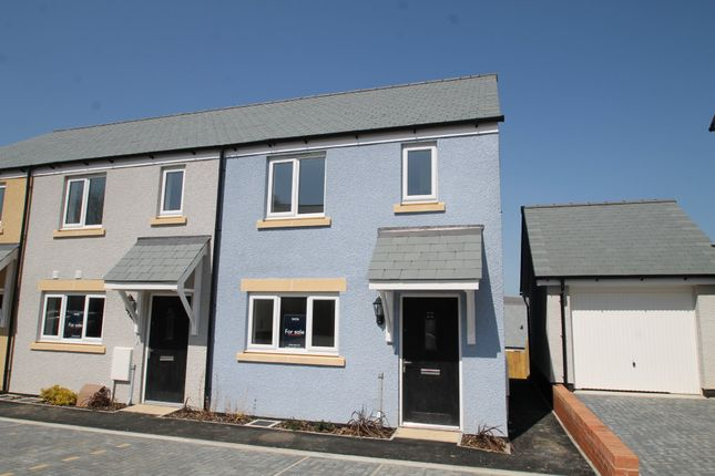 2 bed end terrace house for sale in Moyles Park, Modbury, Ivybridge