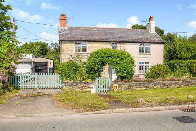 Thumbnail Detached house for sale in Kit Hill, Shaftesbury