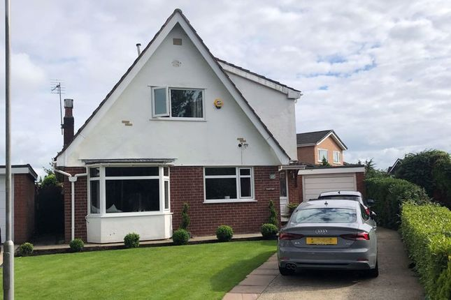 Thumbnail Detached house for sale in Croftgate, Fulwood, Preston