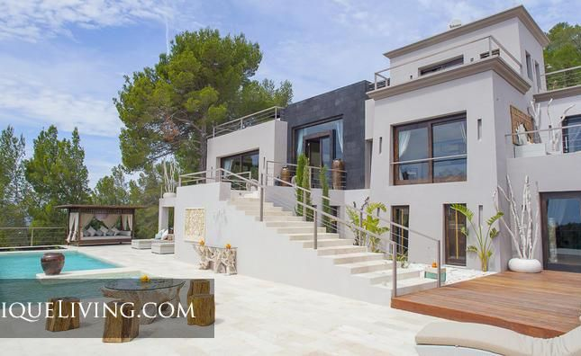 Thumbnail Villa for sale in Morna Valley, Ibiza, The Balearics