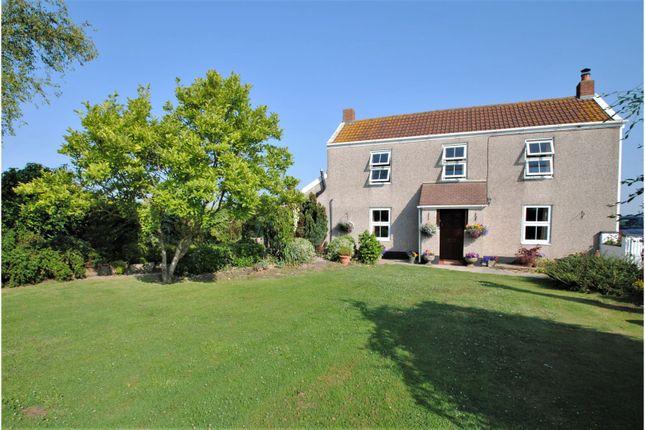 Thumbnail Detached house for sale in Andersea, Westonzoyland, Nr. Bridgwater
