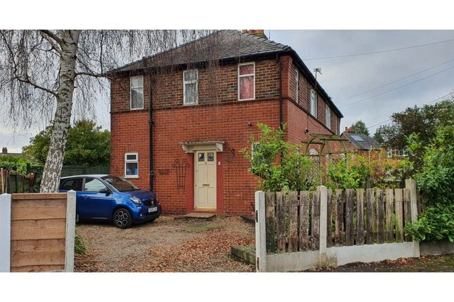 3 bed semi-detached house for sale in Chorley Road, Sale M33