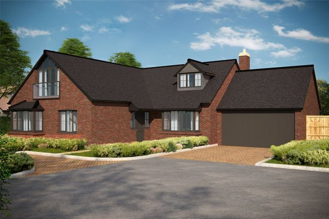 Thumbnail Detached house for sale in Bristol Road, Frampton Cotterell, Bristol, Gloucestershire