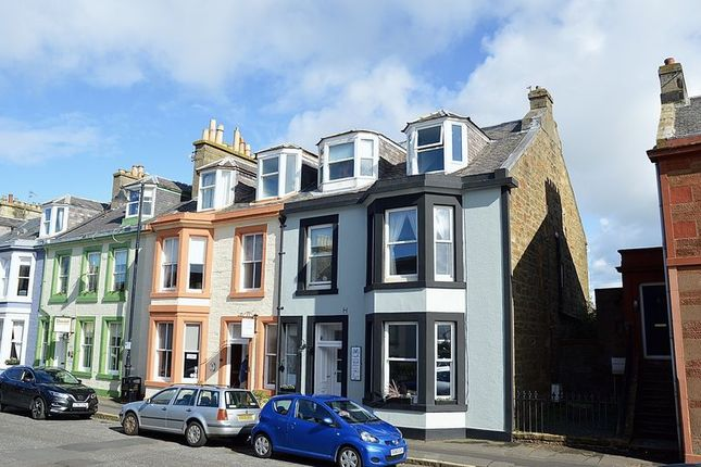 Thumbnail End terrace house for sale in Queens Terrace, Ayr