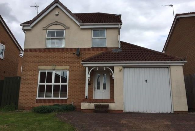 Thumbnail Detached house for sale in Sandmoor Close, Hull, East Yorkshire