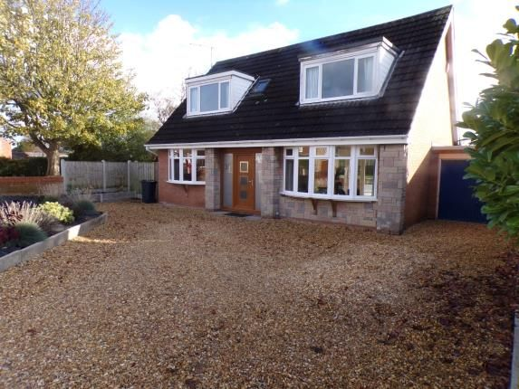 Thumbnail Detached house for sale in The Loont, Winsford, Cheshire, England
